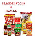 BRANDED FOOD & SNACKS