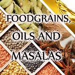FOODGRAINS OIL & MASALAS