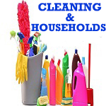 CLEANING & HOUSEHOLDS