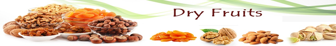 DRY FRUITS - NUTS